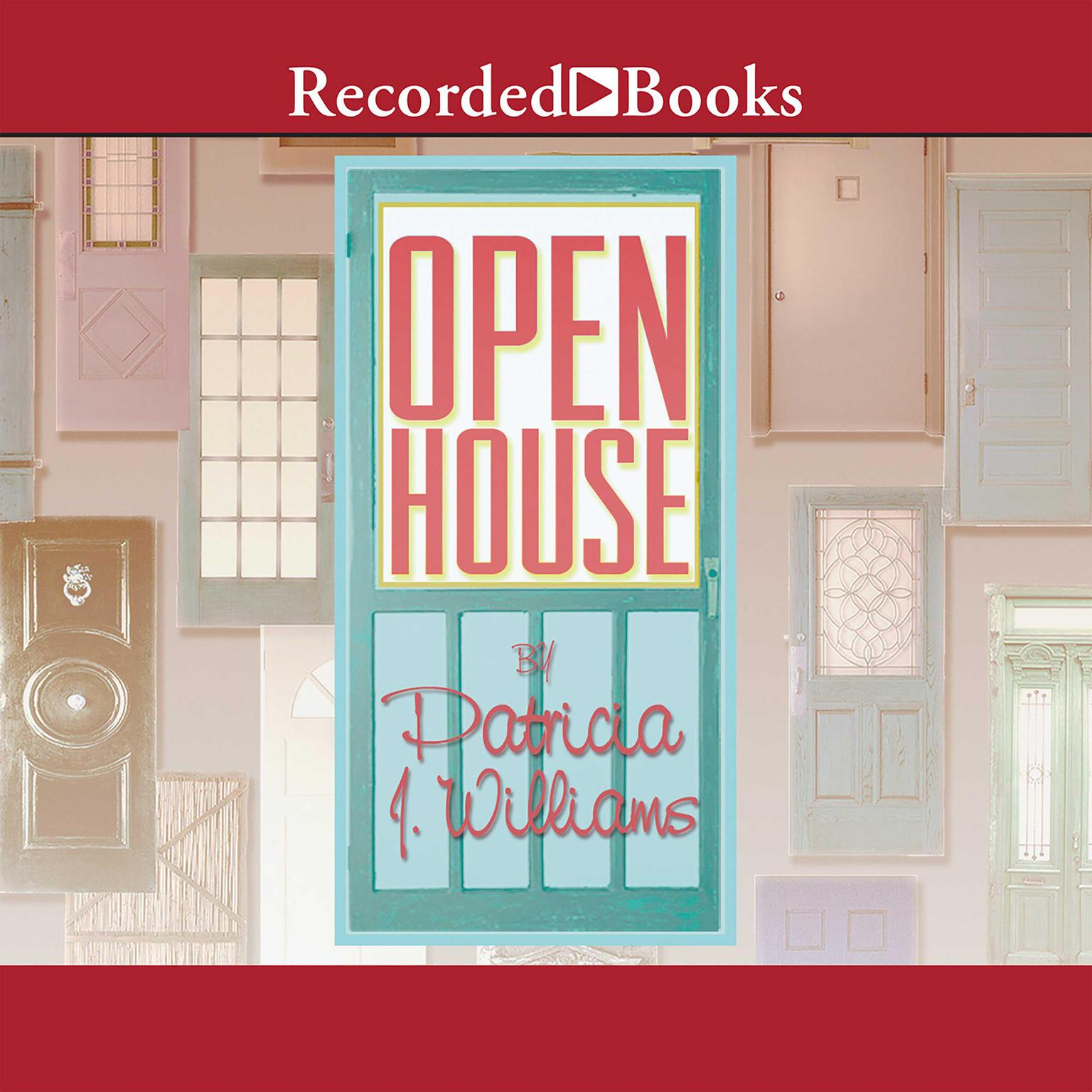 Printable Open House: Of Family, Friends, Food, Piano Lessons, and the Search for a Room of My Own Audiobook Cover Art