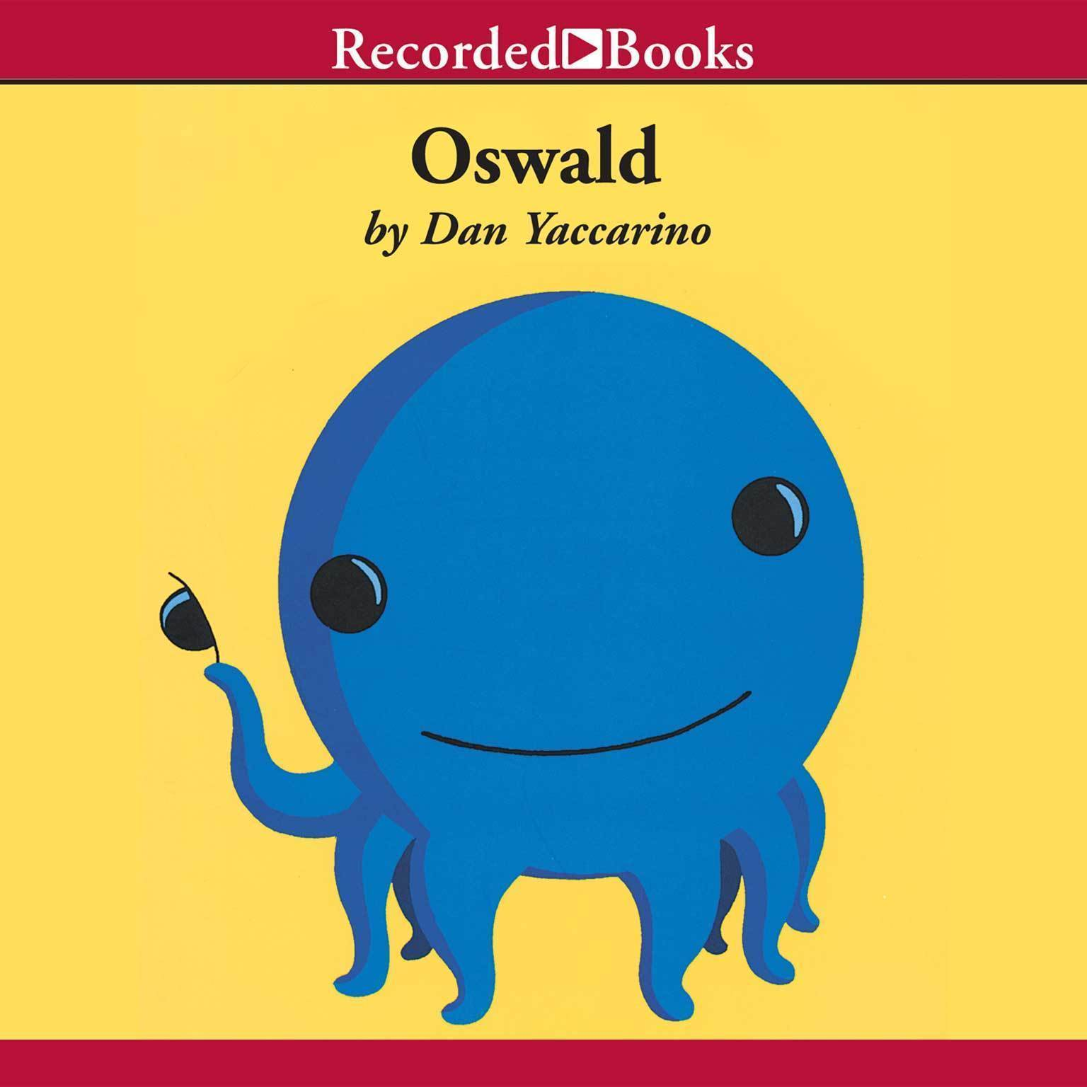 Printable Oswald Audiobook Cover Art