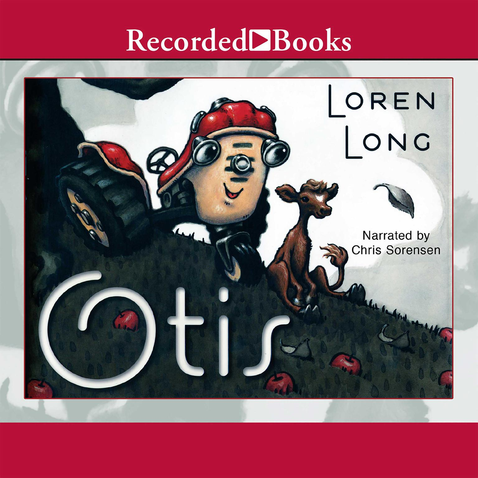Printable Otis Audiobook Cover Art
