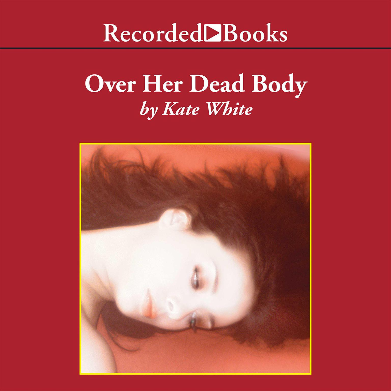 Printable Over Her Dead Body Audiobook Cover Art