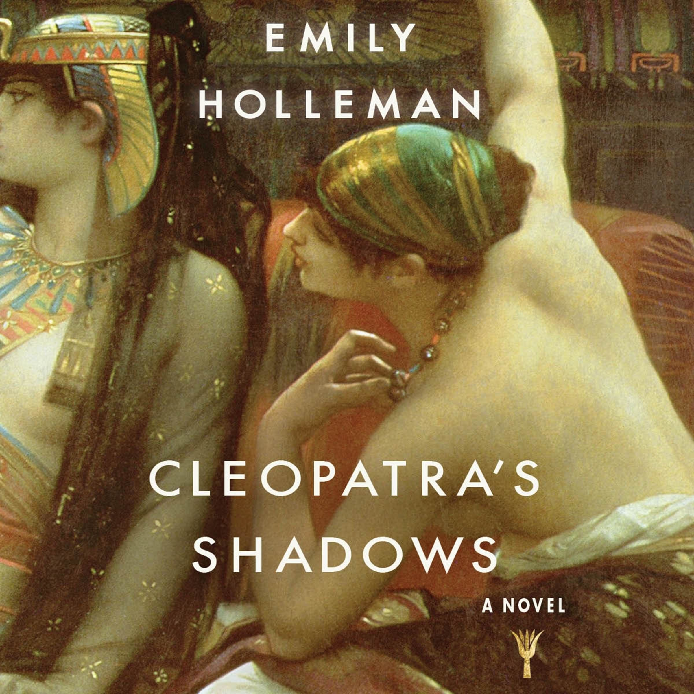 Printable Cleopatra's Shadows Audiobook Cover Art