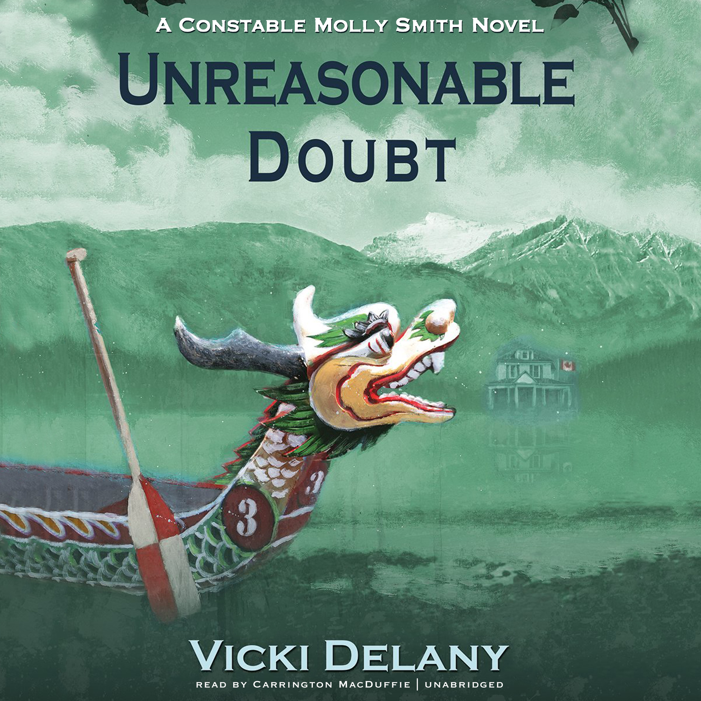 Printable Unreasonable Doubt: A Constable Molly Smith Mystery Audiobook Cover Art