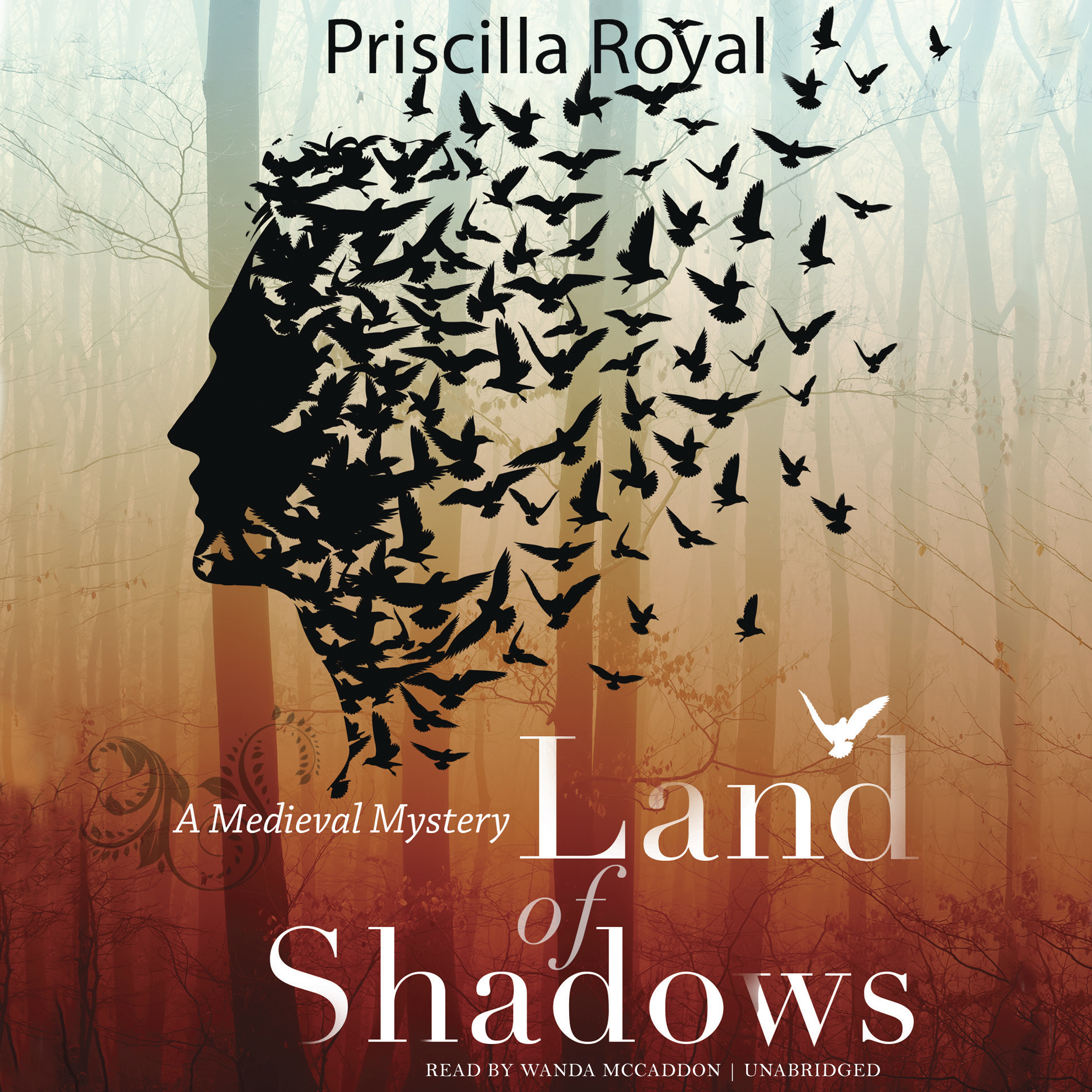 Printable Land of Shadows: A Medieval Mystery Audiobook Cover Art