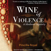 Wine of Violence, by Priscilla Royal