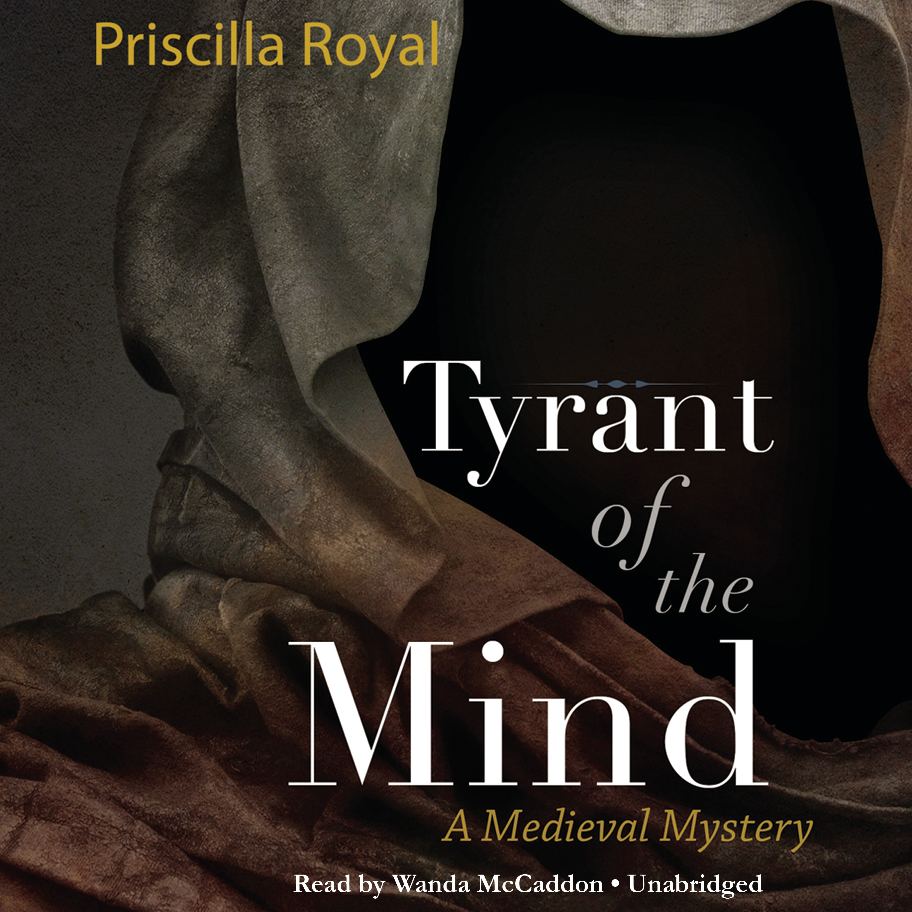 Printable Tyrant of the Mind Audiobook Cover Art
