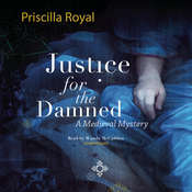Justice for the Damned Audiobook, by Priscilla Royal