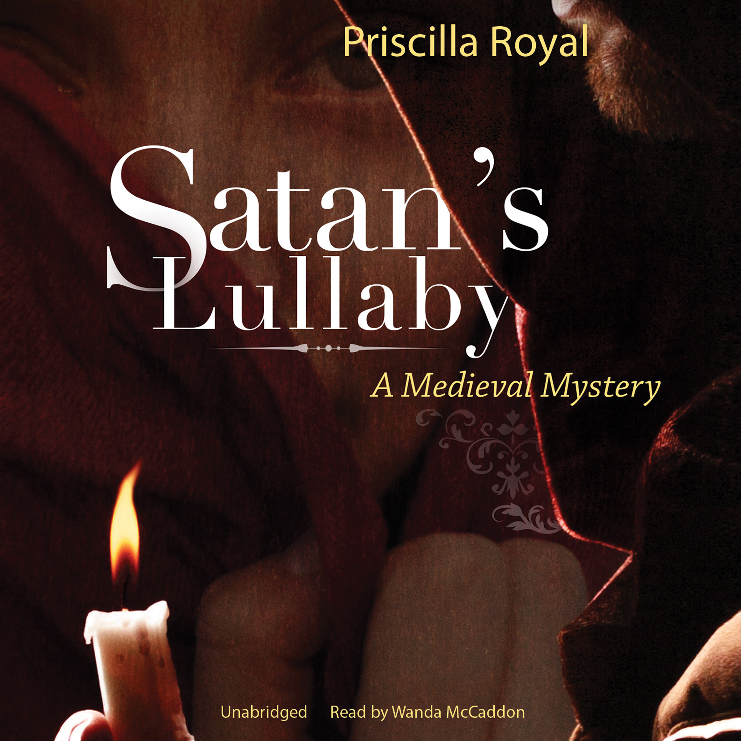 Printable Satan's Lullaby: A Medieval Mystery Audiobook Cover Art