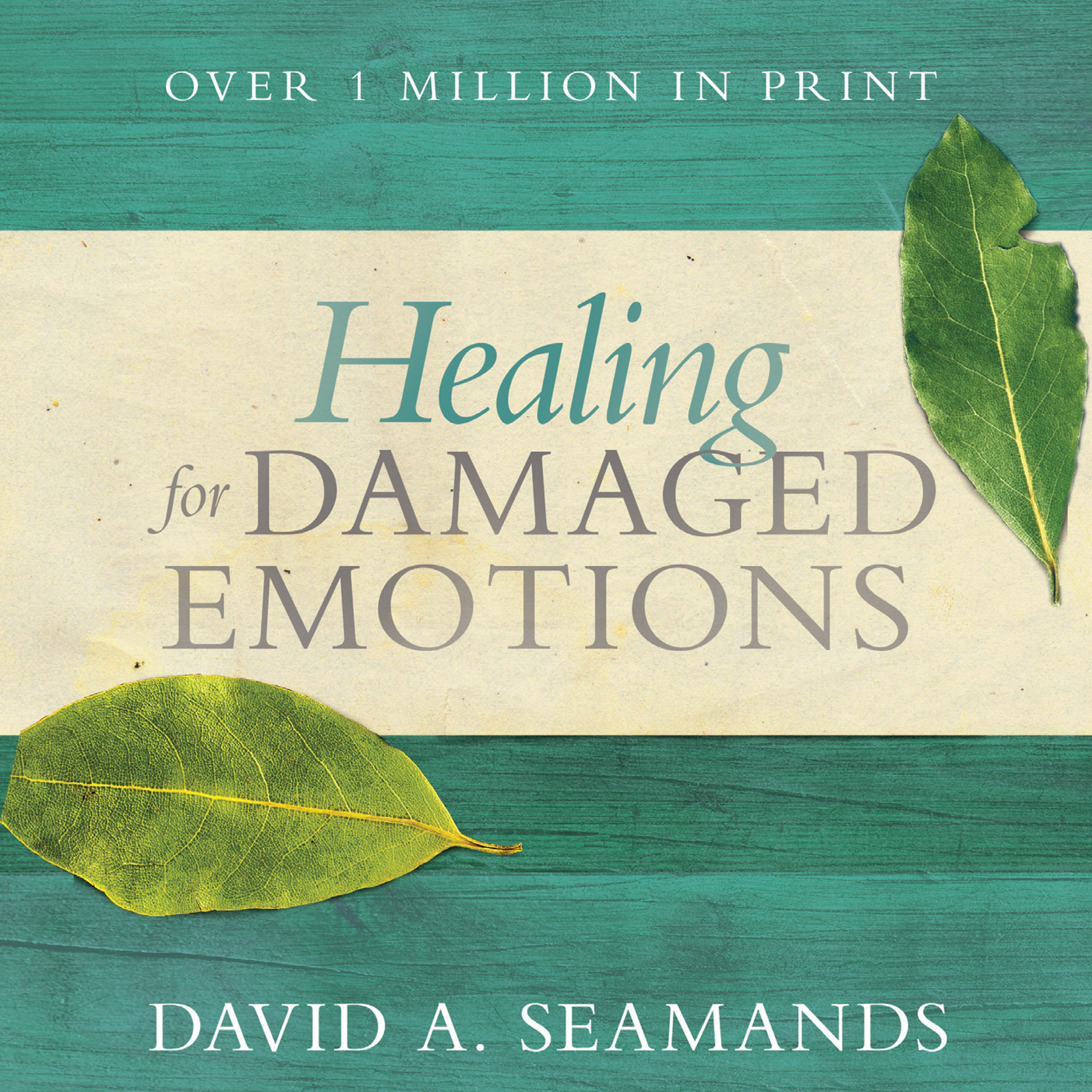 Printable Healing for Damaged Emotions Audiobook Cover Art