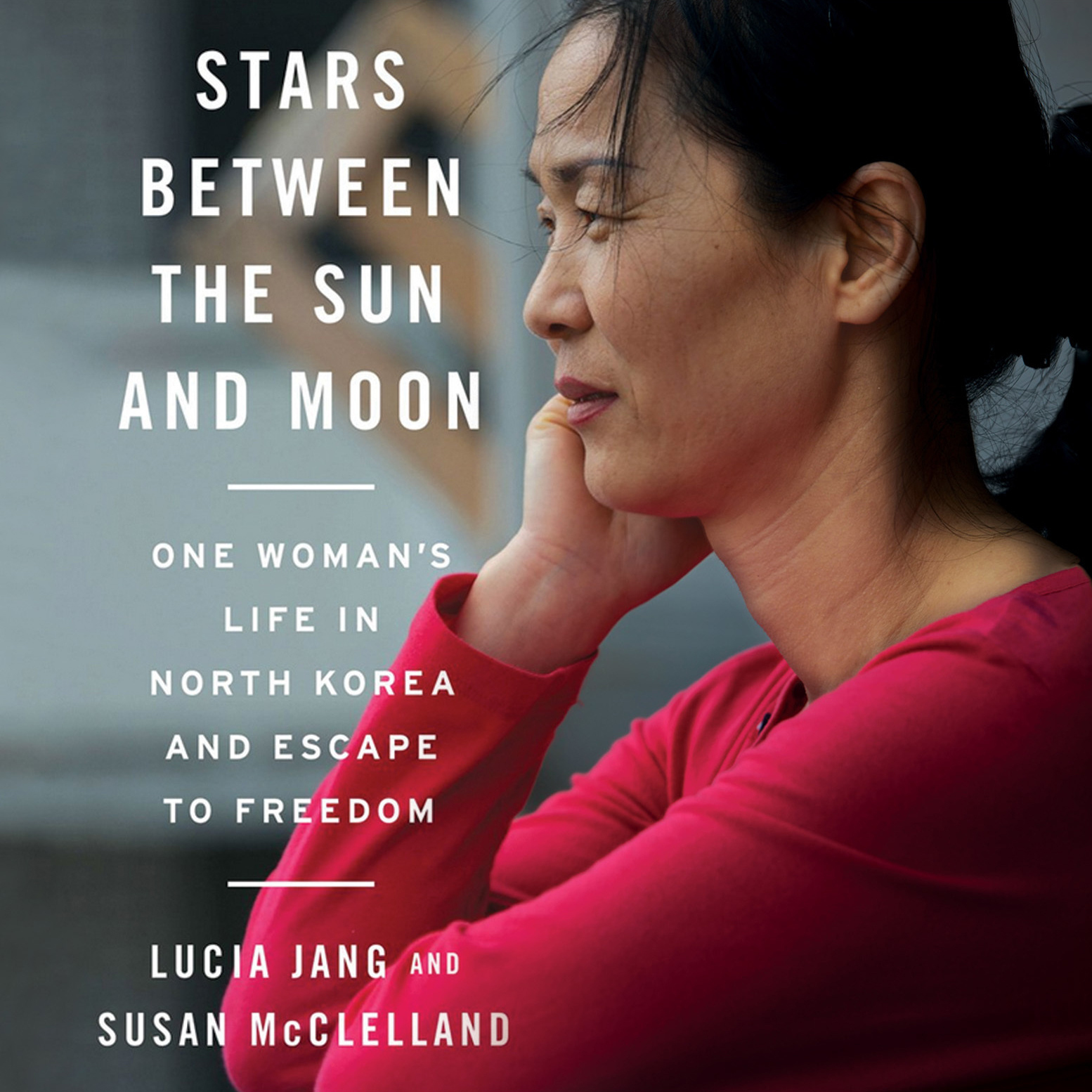 Printable Stars between the Sun and Moon: One Woman's Life in North Korea and Escape to Freedom Audiobook Cover Art