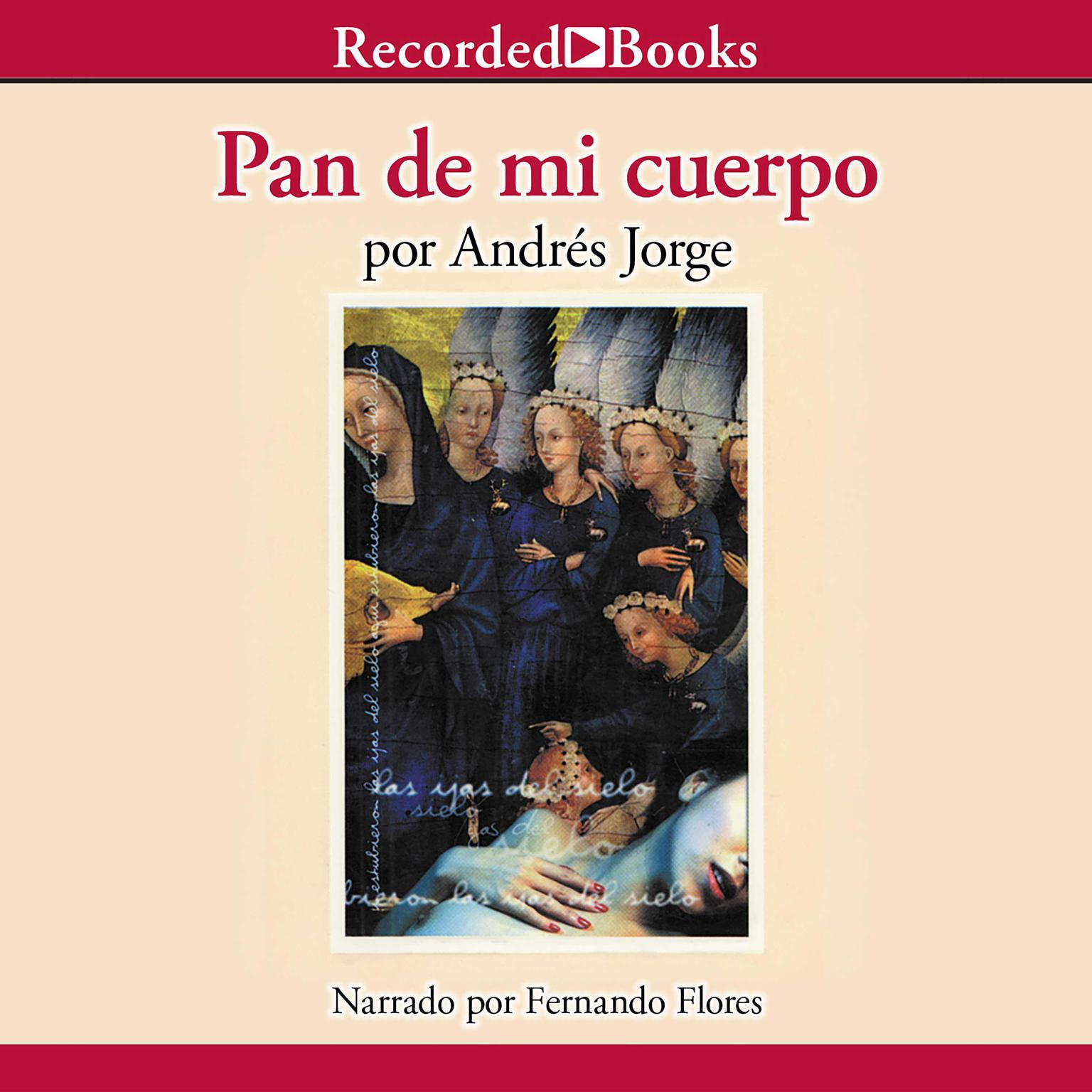 Printable Pan de mi cuerpo Audiobook Cover Art