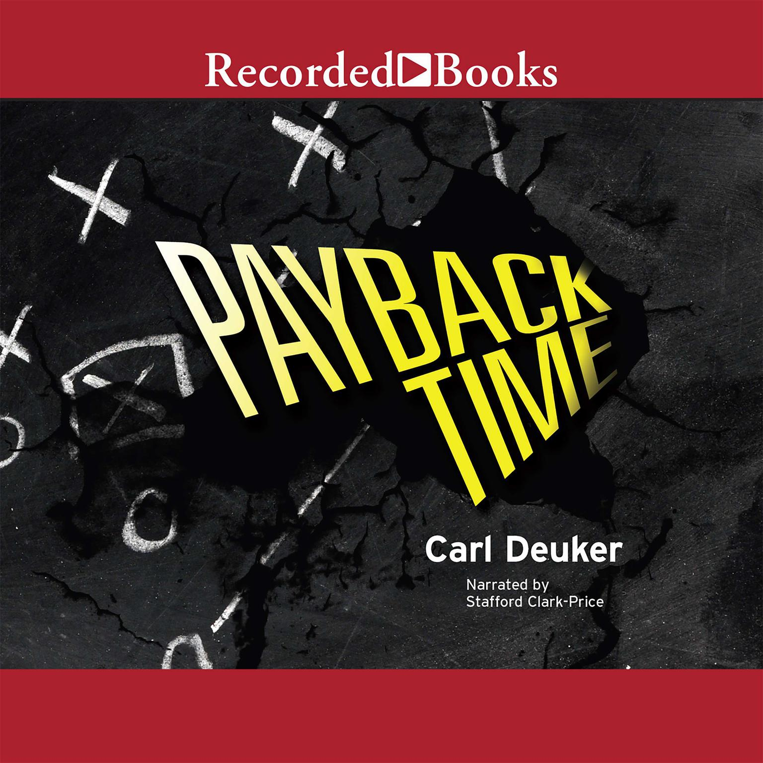 Printable Payback Time Audiobook Cover Art