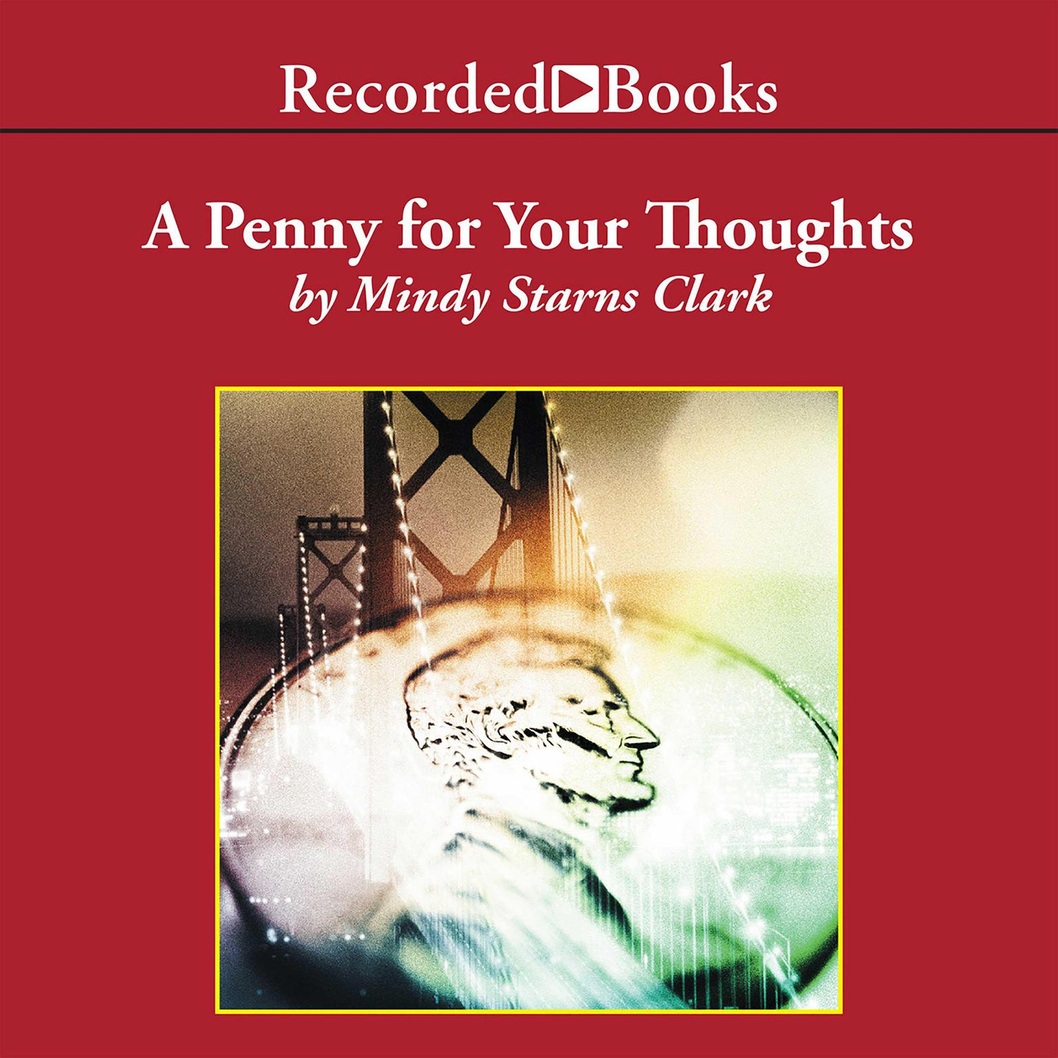 Printable A Penny for Your Thoughts Audiobook Cover Art