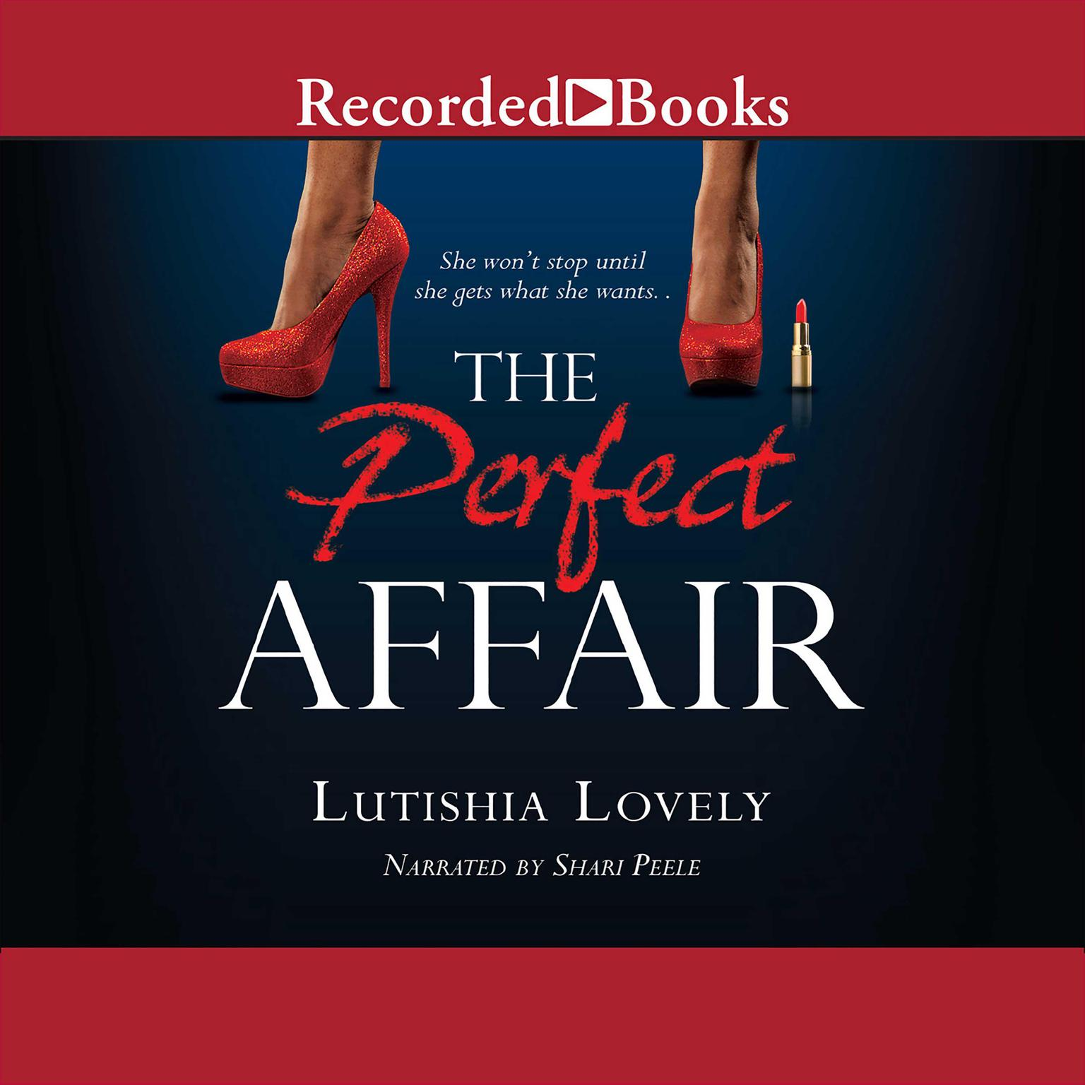 Printable The Perfect Affair Audiobook Cover Art