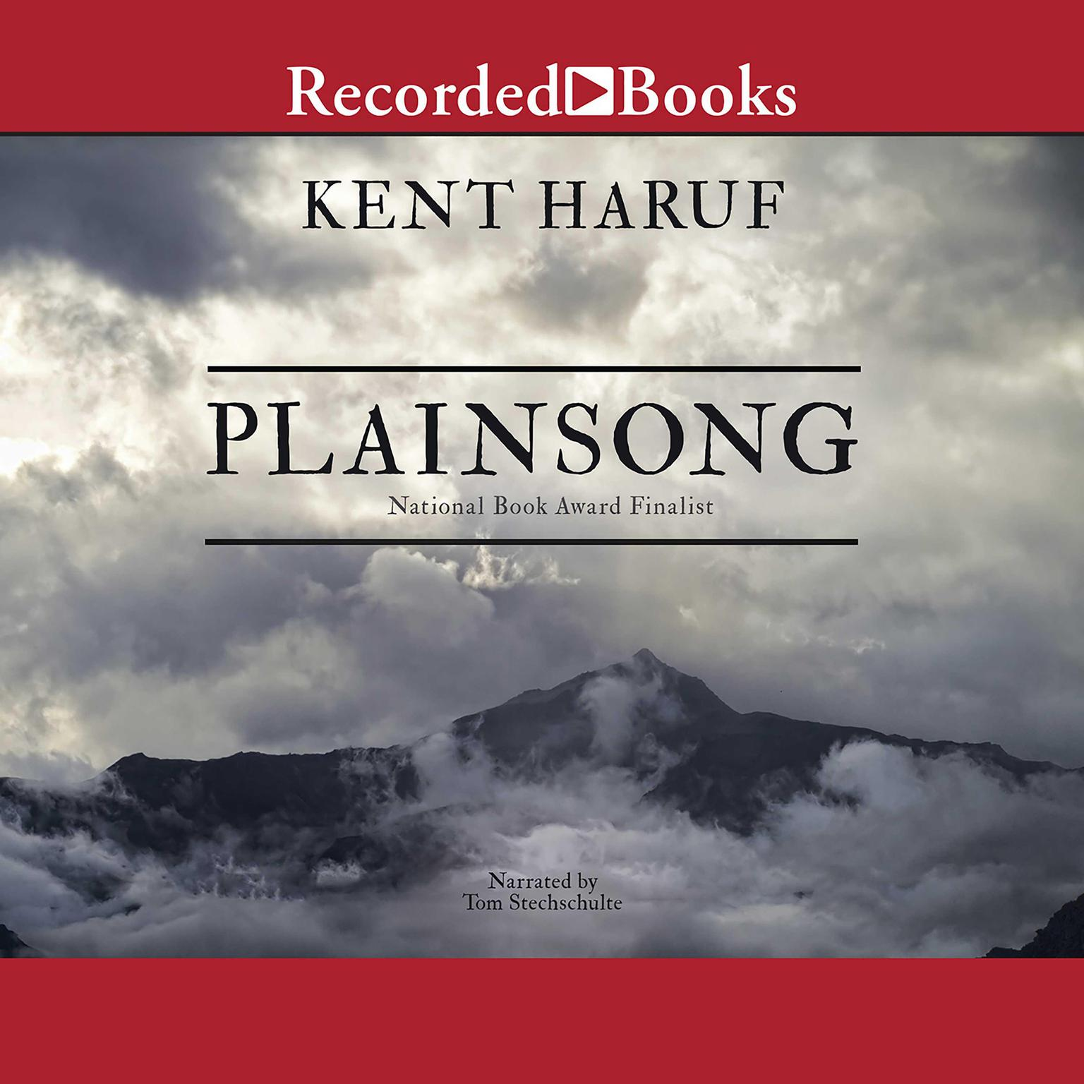 Printable Plainsong Audiobook Cover Art