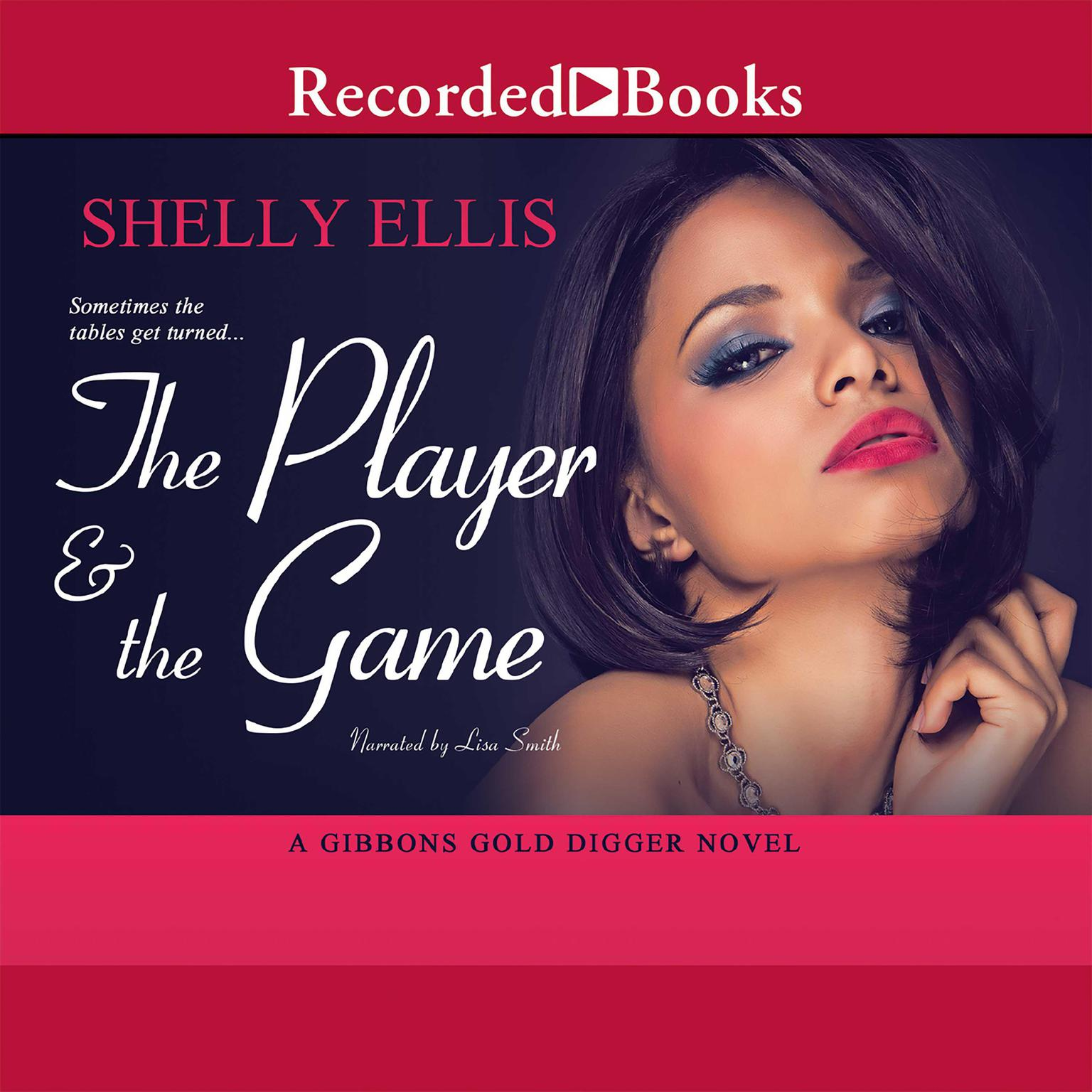 Printable The Player & the Game Audiobook Cover Art