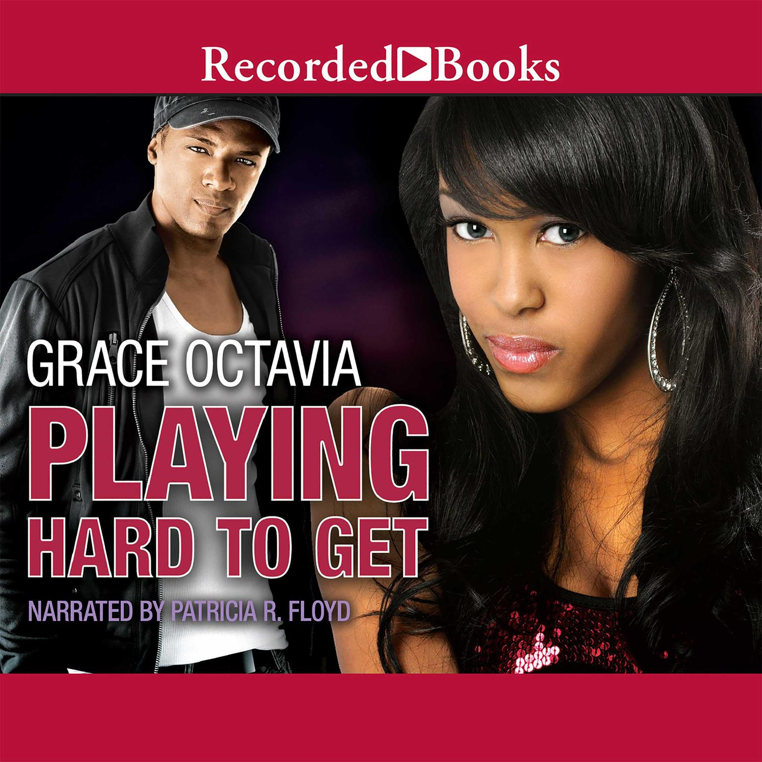 Printable Playing Hard to Get Audiobook Cover Art