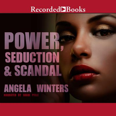 Power, Seduction & Scandal Audiobook, by Angela Winters