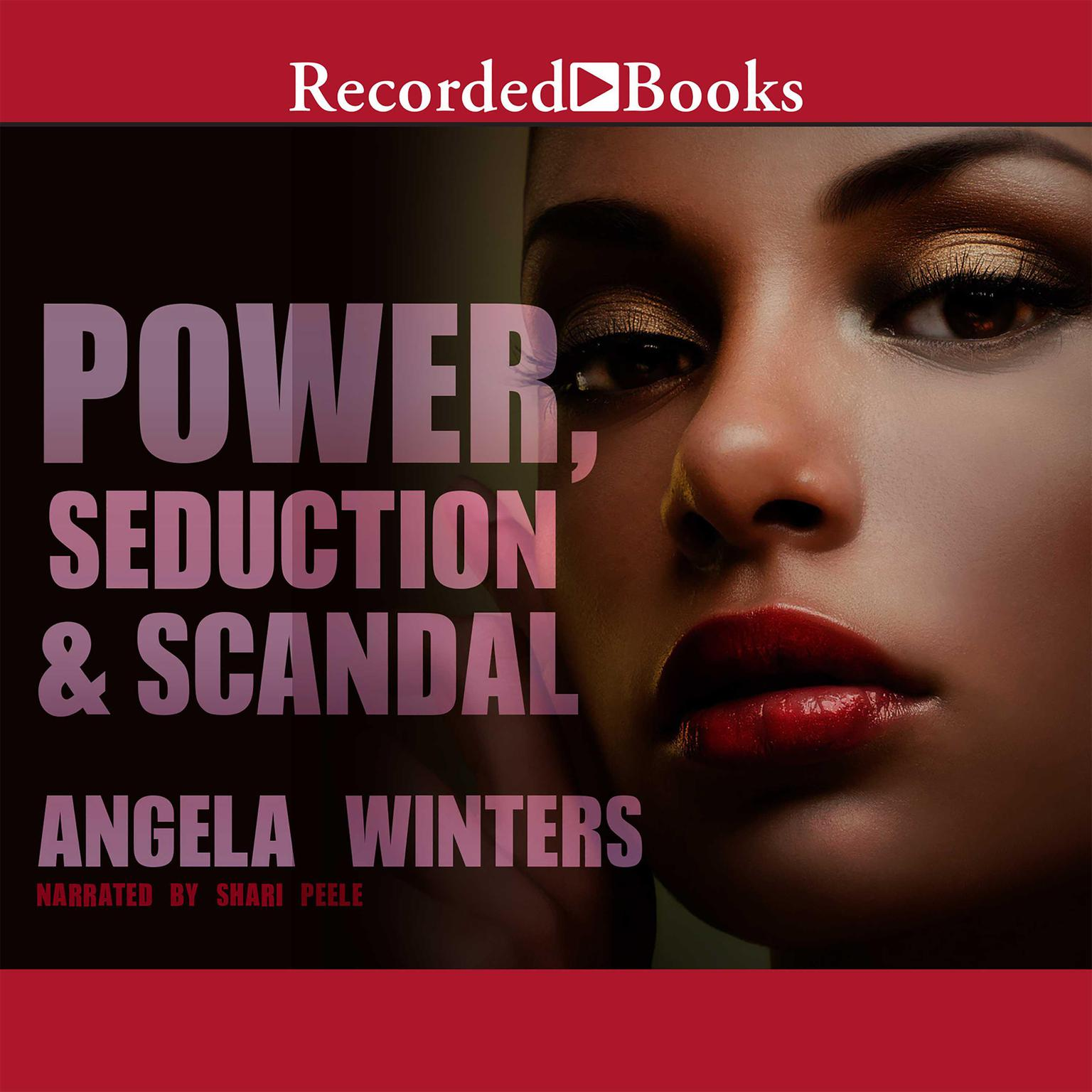 Printable Power, Seduction & Scandal Audiobook Cover Art