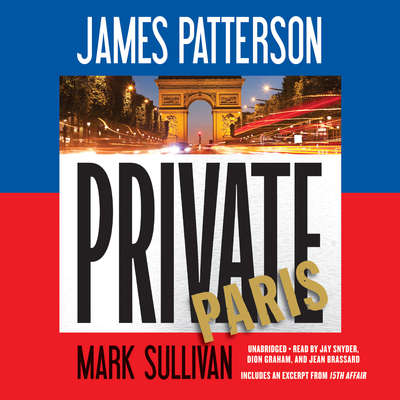 Private Paris Audiobook, by