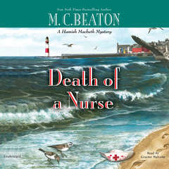 Death of a Nurse Audiobook, by M. C. Beaton