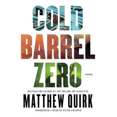 Cold Barrel Zero Audiobook, by