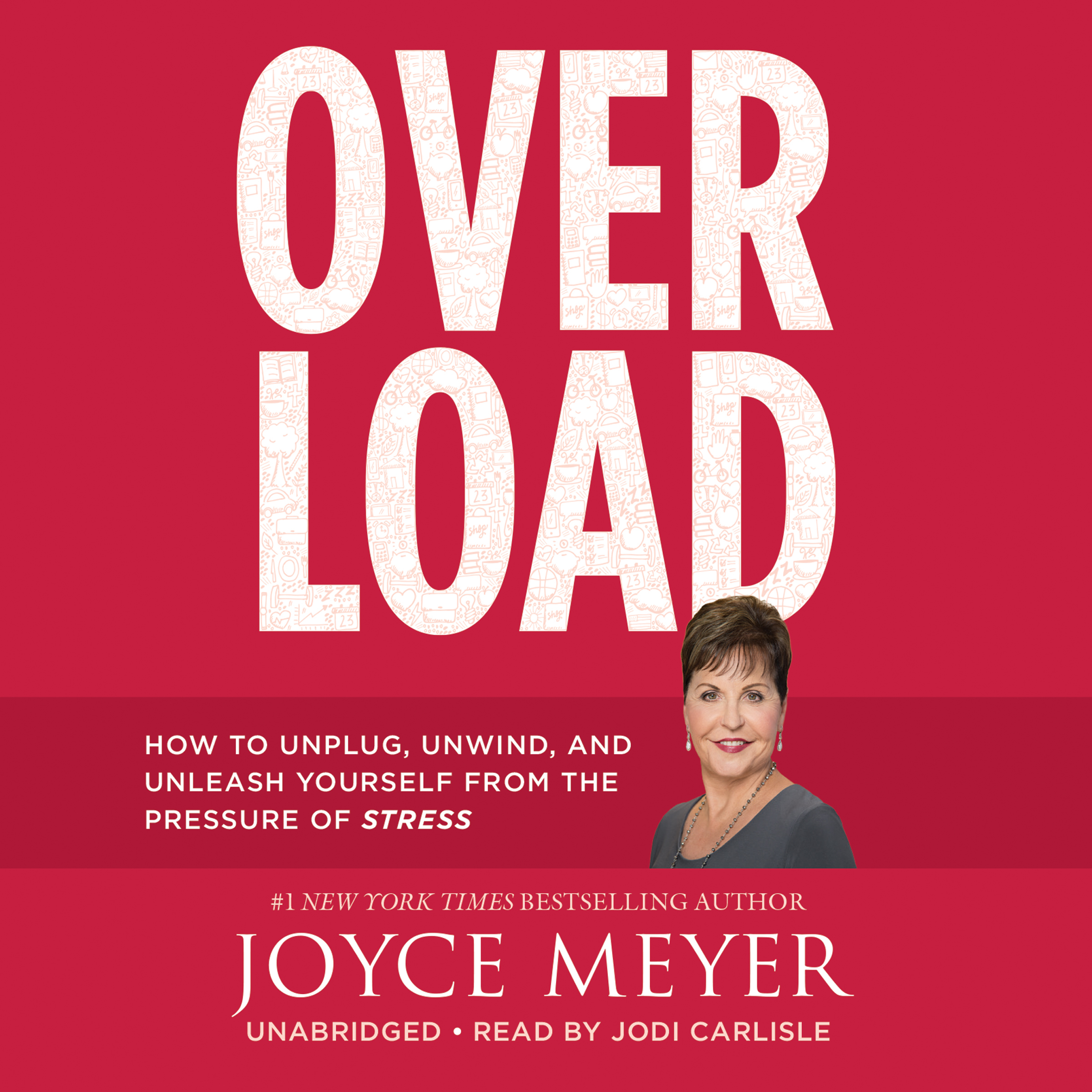 Printable Overload: How to Unplug, Unwind, and Unleash Yourself from the Pressure of Stress Audiobook Cover Art