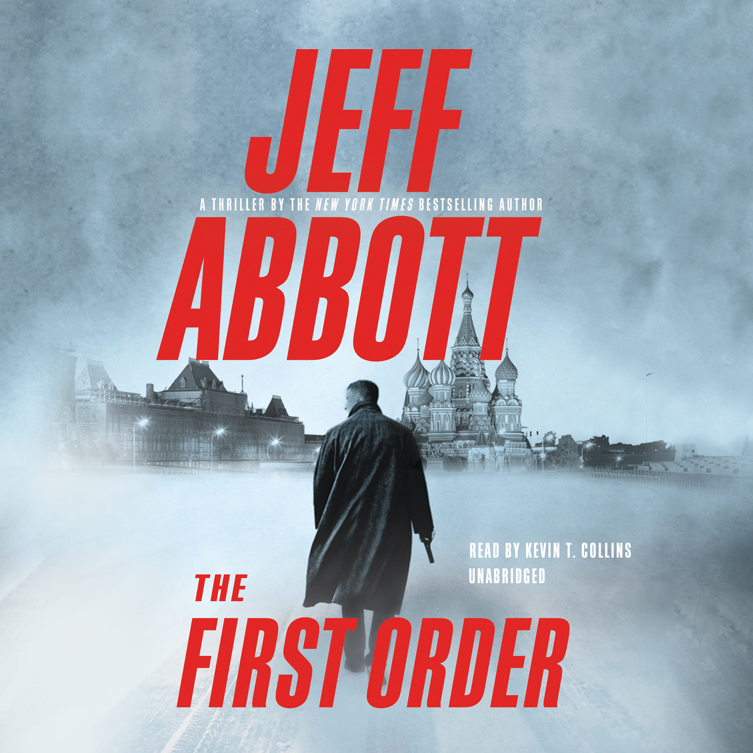 Printable The First Order Audiobook Cover Art