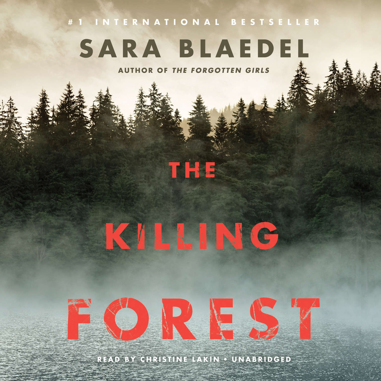 Printable The Killing Forest Audiobook Cover Art