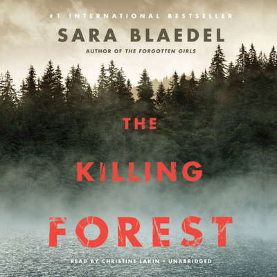 The Killing Forest Audiobook, by Sara Blædel