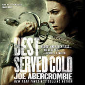 Best Served Cold Audiobook, by Joe Abercrombie