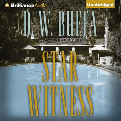 Star Witness Audiobook, by D. W. Buffa