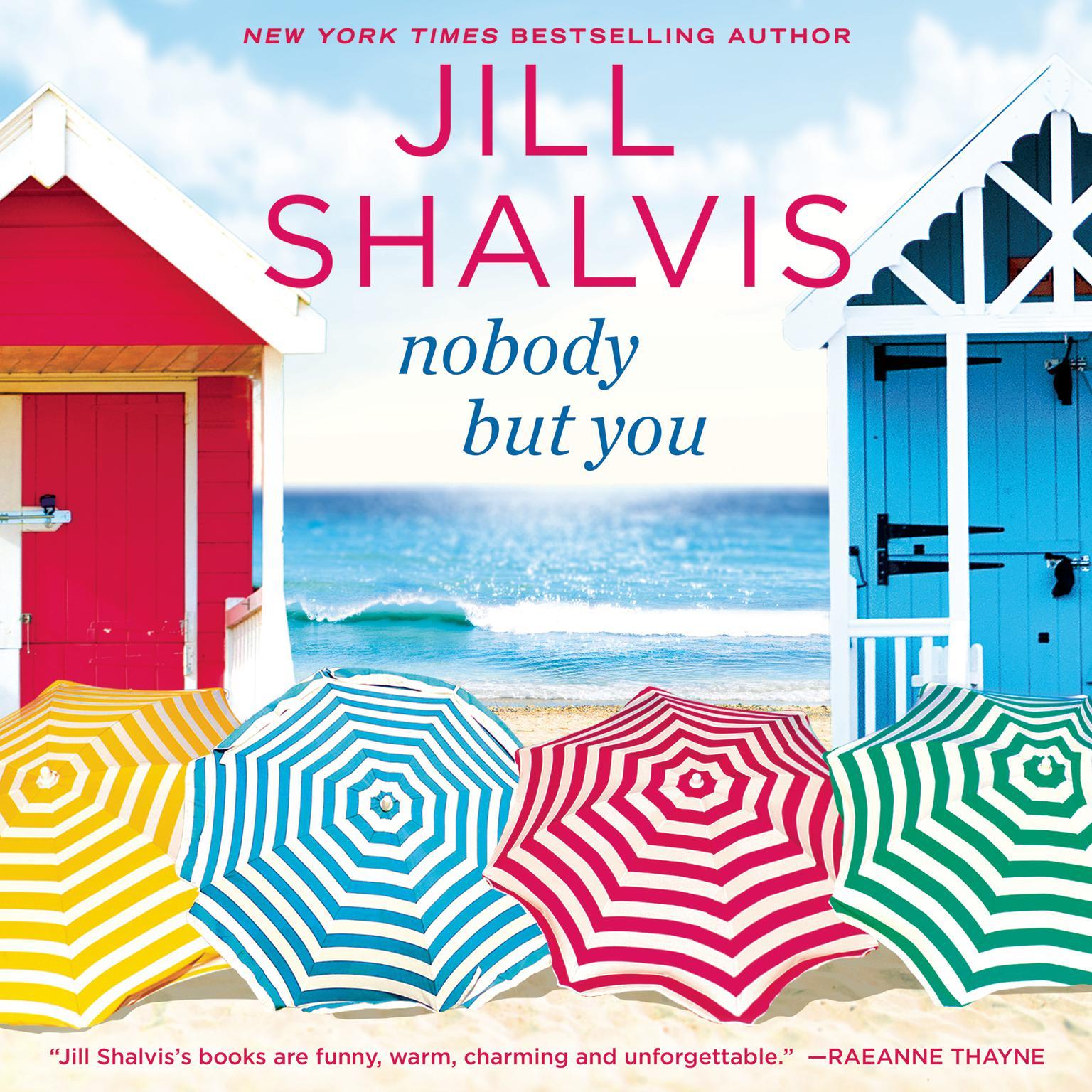 Printable Nobody but You: A Cedar Ridge Novel Audiobook Cover Art