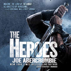 The Heroes Audiobook, by Joe Abercrombie
