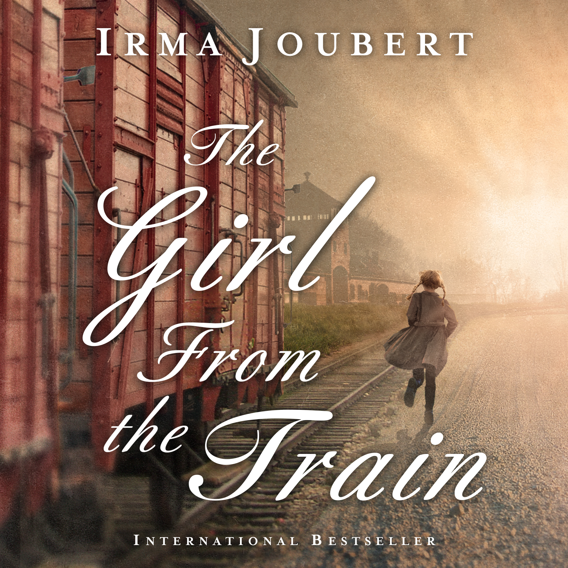 Printable The Girl from the Train Audiobook Cover Art