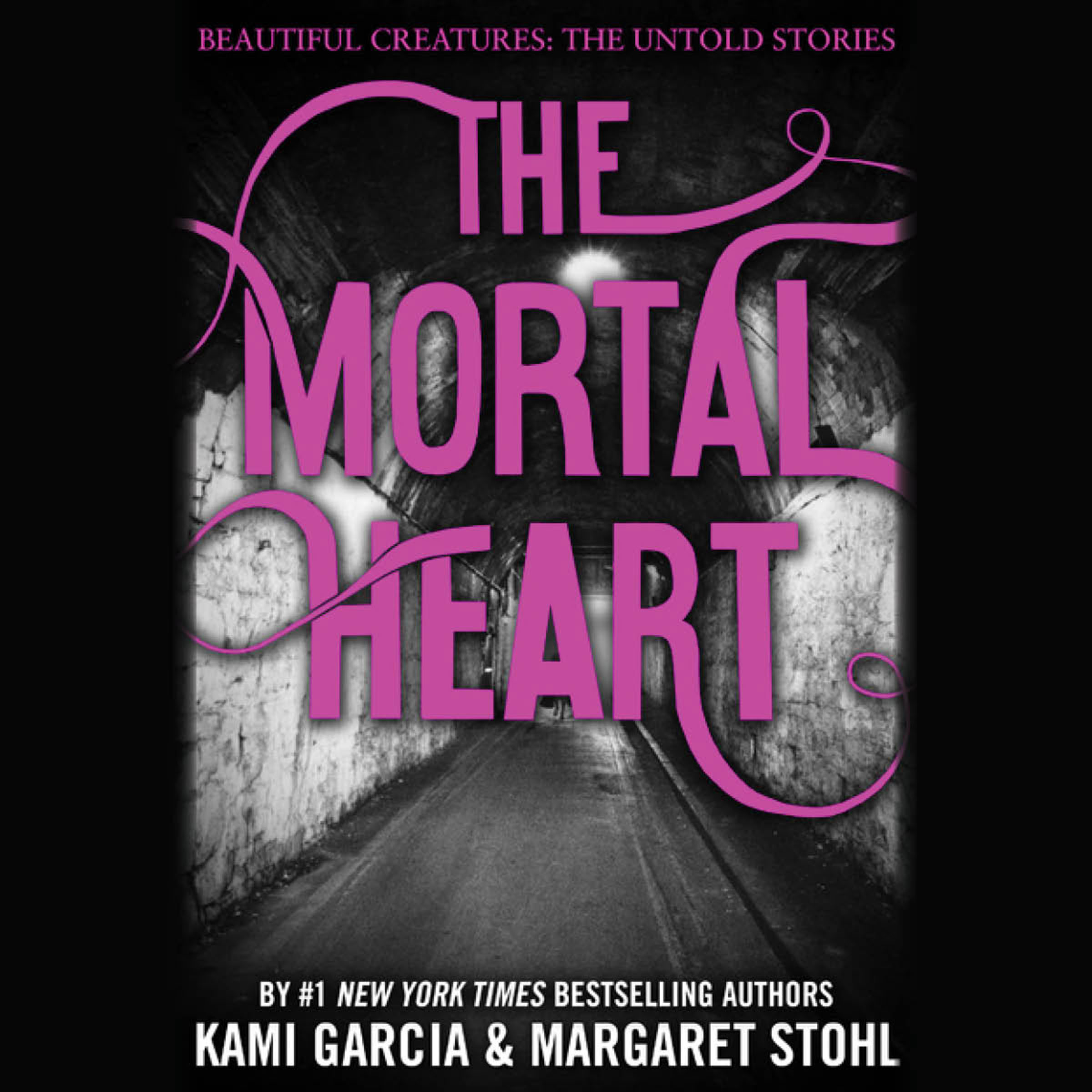 Printable The Mortal Heart Audiobook Cover Art
