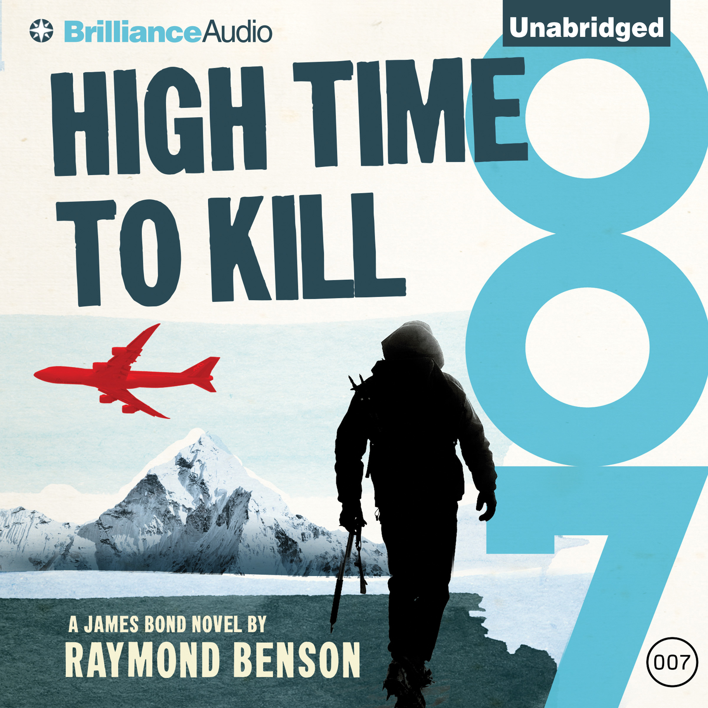 Printable High Time to Kill Audiobook Cover Art