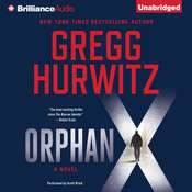 Orphan X Audiobook, by Gregg Hurwitz