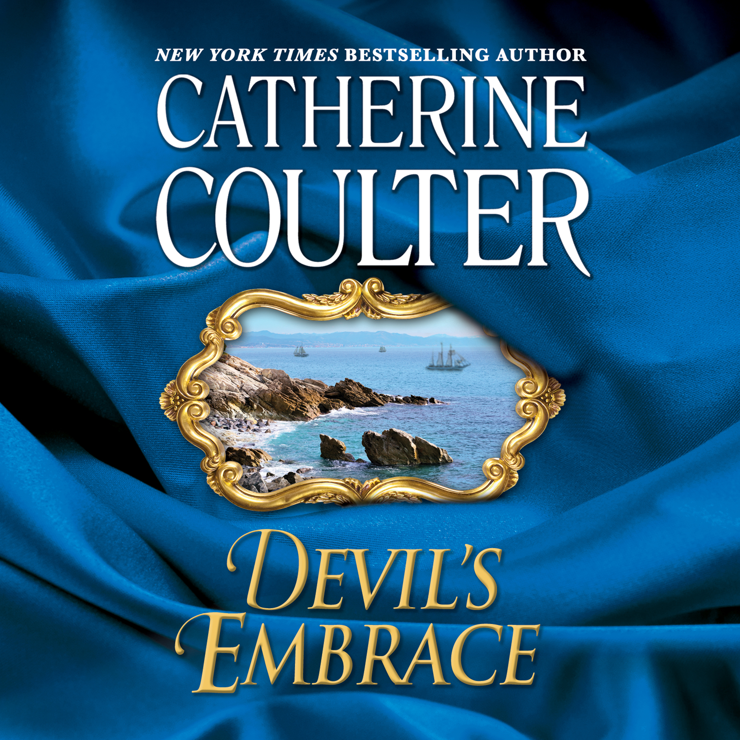 Printable Devil's Embrace Audiobook Cover Art