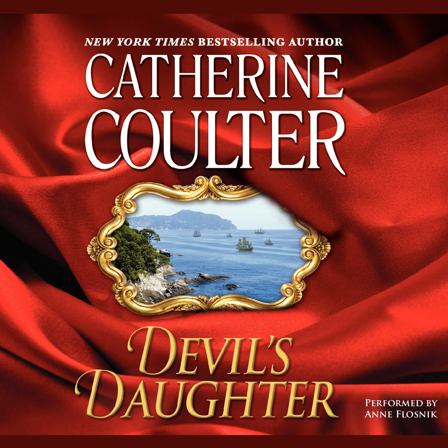 Printable Devil's Daughter Audiobook Cover Art