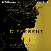 A Different Lie Audiobook, by Derek Haas