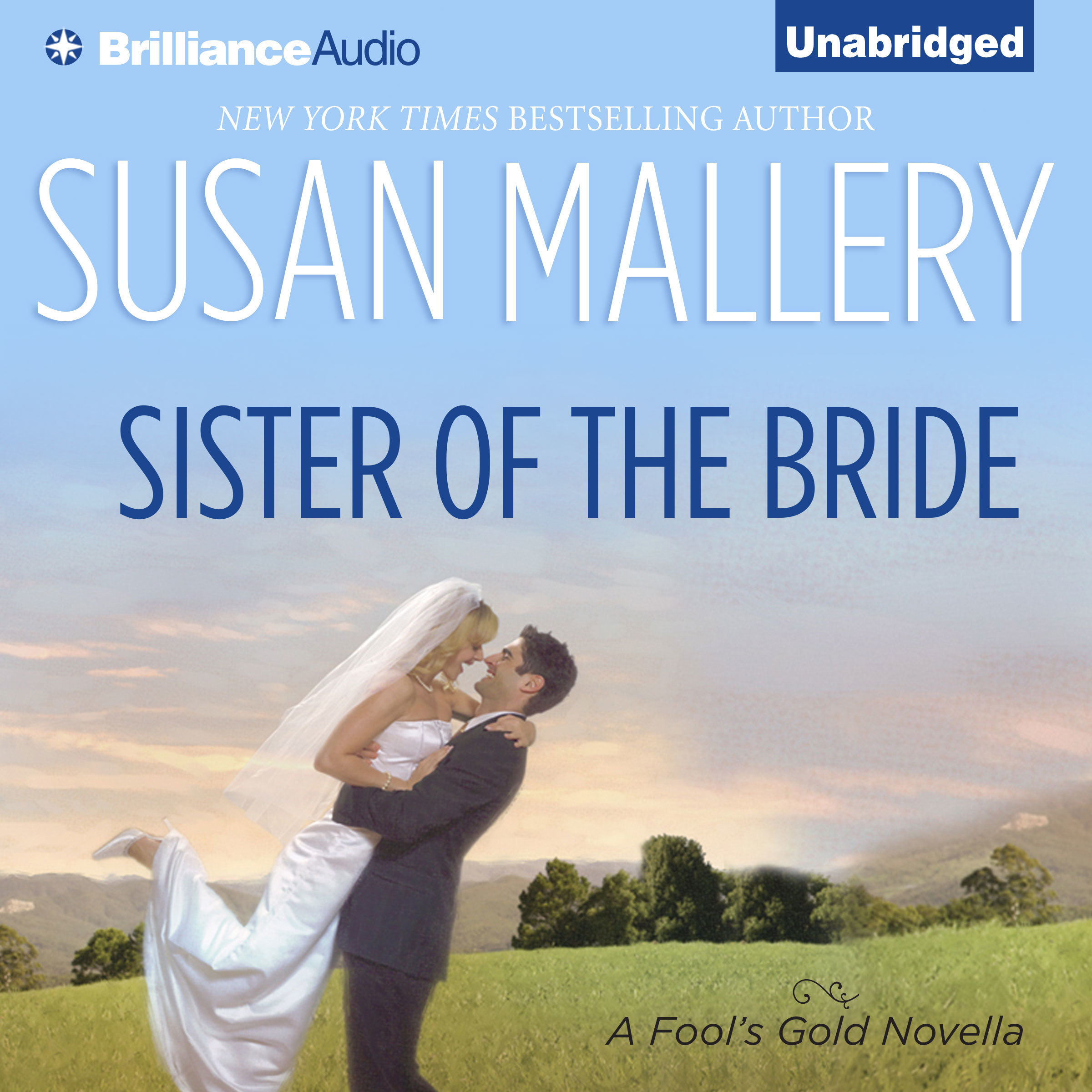 Printable Sister of the Bride Audiobook Cover Art