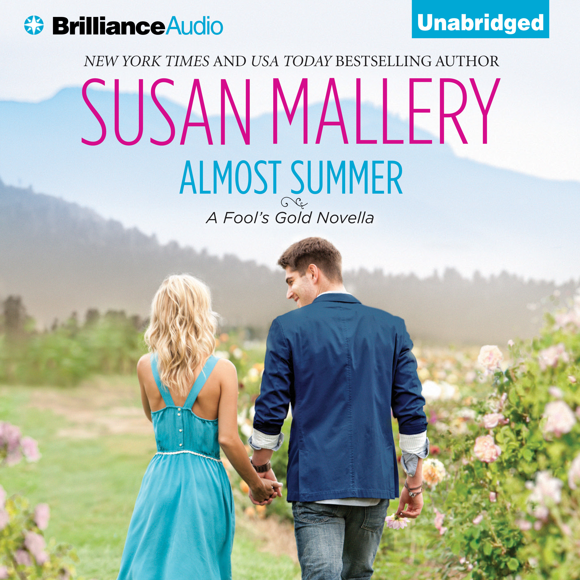Printable Almost Summer Audiobook Cover Art