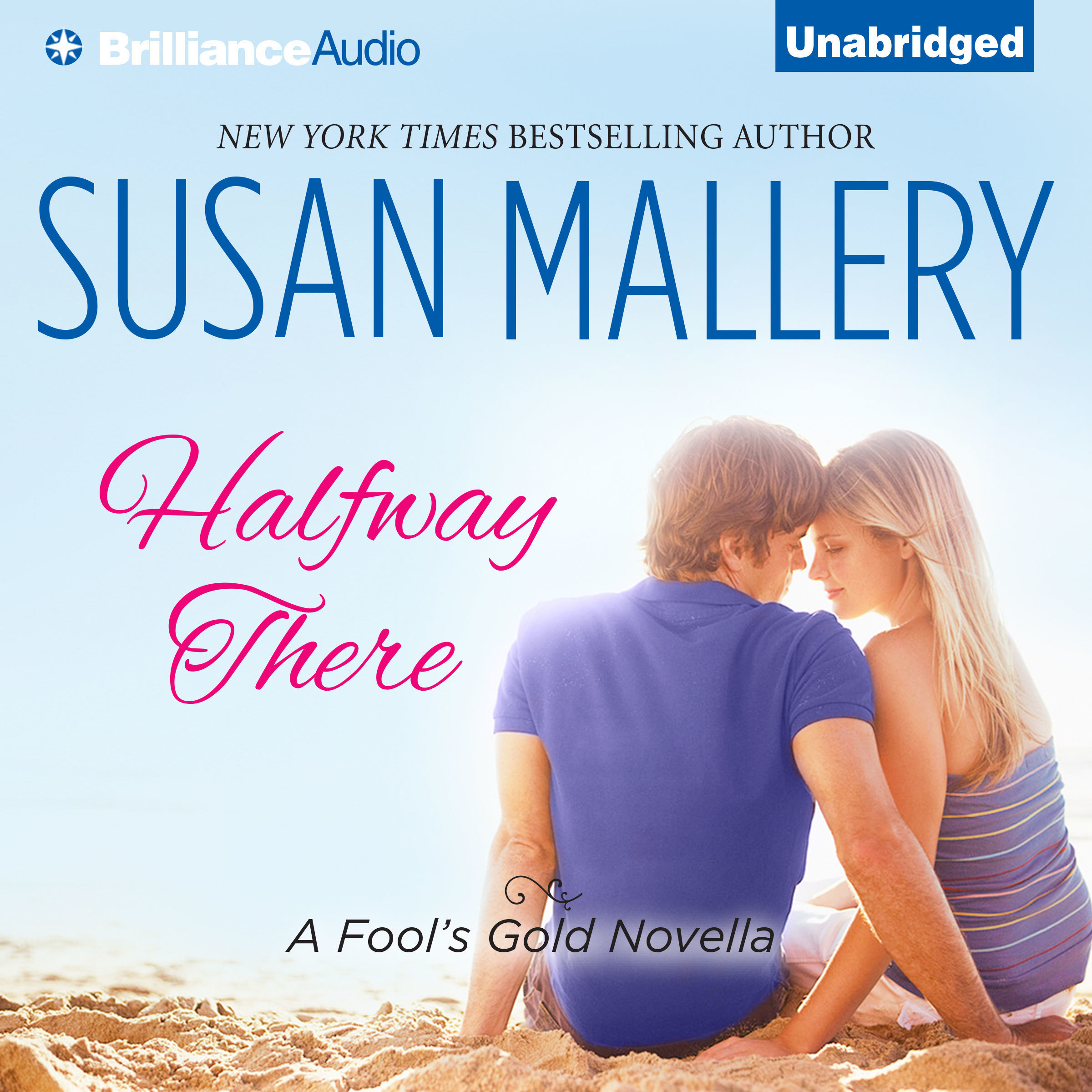Printable Halfway There Audiobook Cover Art