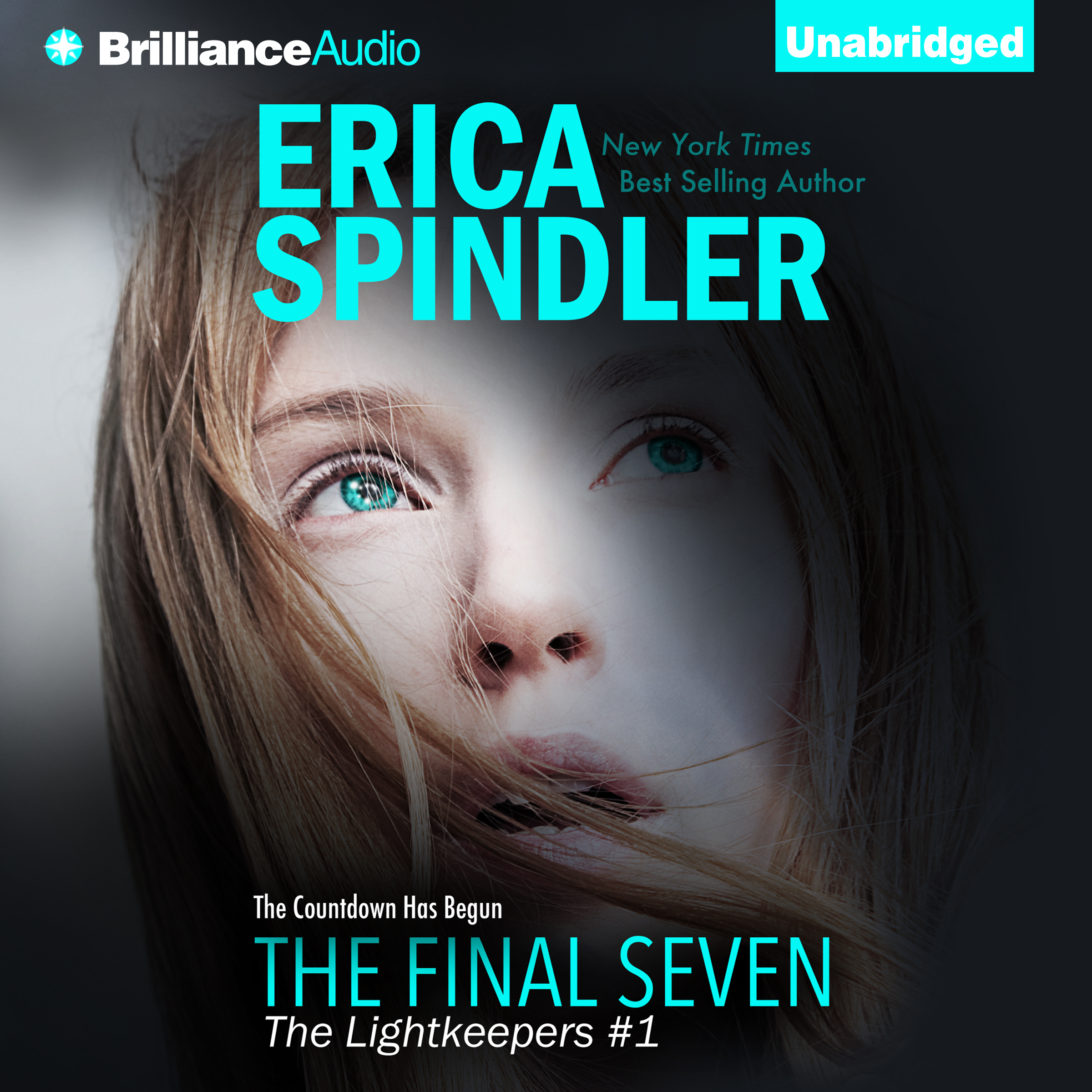 Printable The Final Seven Audiobook Cover Art