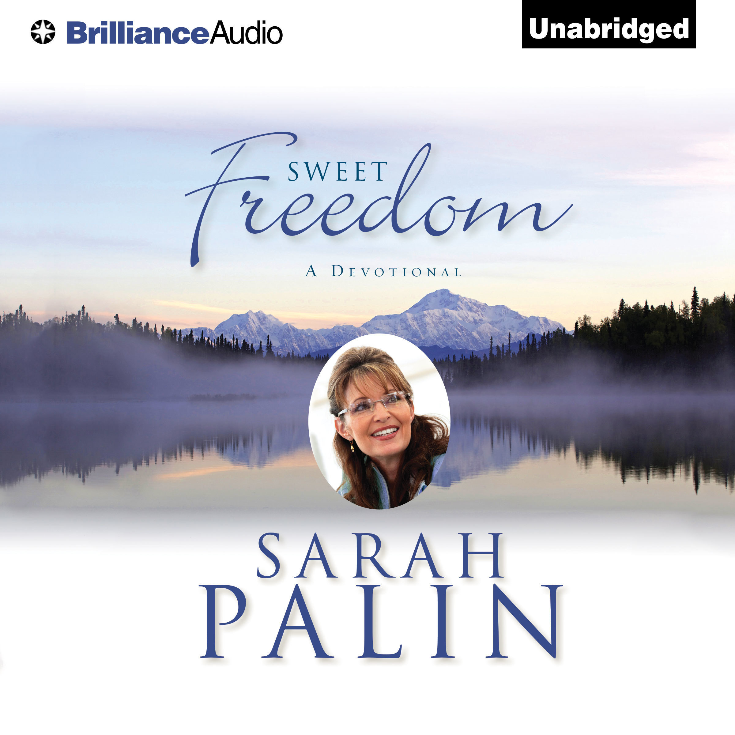Printable Sweet Freedom: A Devotional Audiobook Cover Art