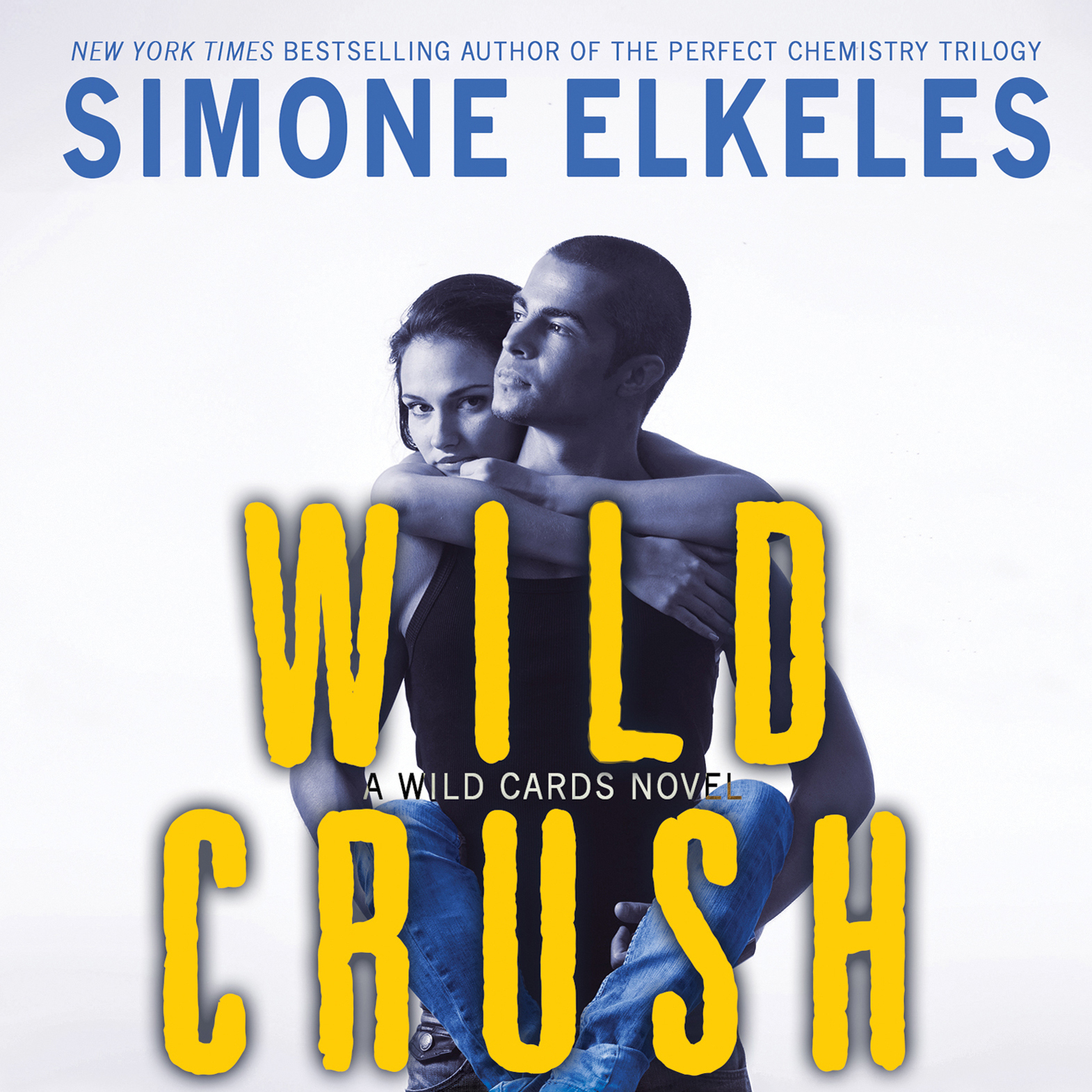 Printable Wild Crush: A Wild Cards Novel Audiobook Cover Art