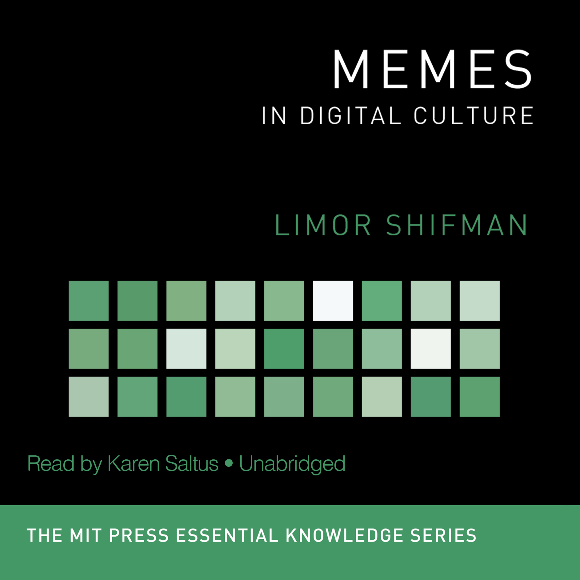 Printable Memes : In Digital Culture Audiobook Cover Art