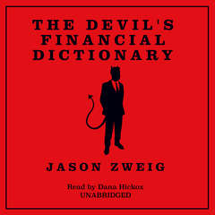 The Devil's Financial Dictionary Audiobook, by Jason Zweig