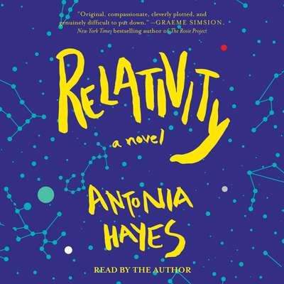 Relativity Audiobook, by Antonia Hayes