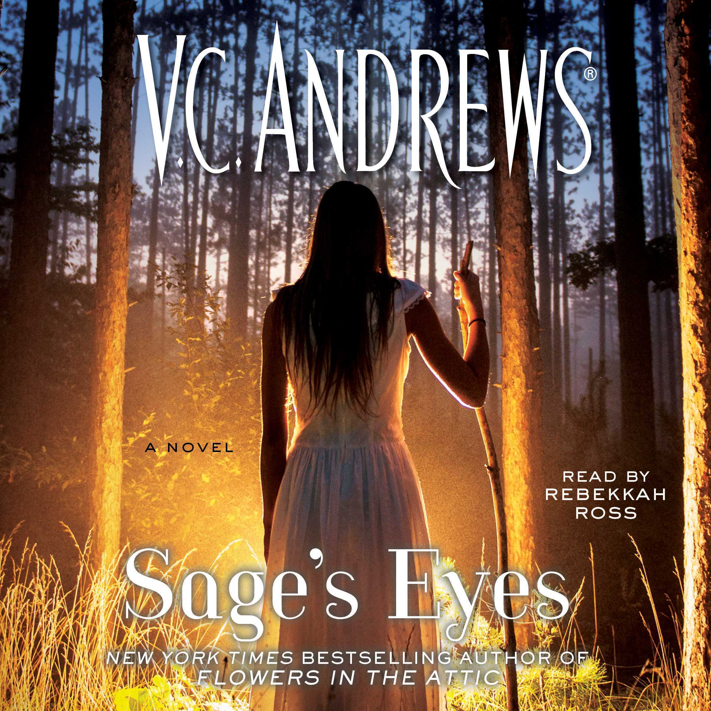 Printable Sage's Eyes Audiobook Cover Art